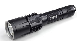 Nitecore Tactical Star Precise P25 Smilodon Rechargeable LED Flashlight Review