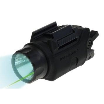 Beamshot GB9001G Laser Sight/Tactical Flashlight Combo