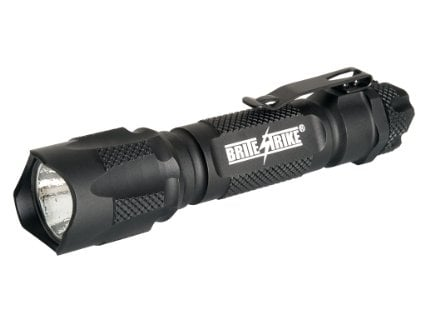 Brite Strike BDRC-HLS Tactical Blue Dot Series Rechargeable LED Flashlight