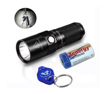 Fenix PD12 Keychain LED Flashlight
