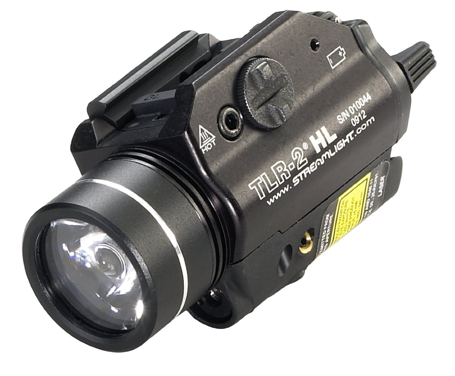 Best Pistol Lights Of 2018 - Top 14 Weapon Lights Compared  061ac1fb16ed