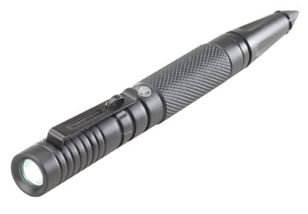Smith and Wesson Flashlights Compact Penlight Black