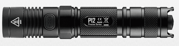 NITECORE P12 FLASHLIGHT 1000 LUMENS 2015 VERSION throw flashlight