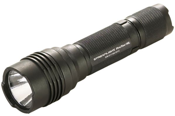 Streamlight 88040 ProTac HL 750 review - best tactical flashlight