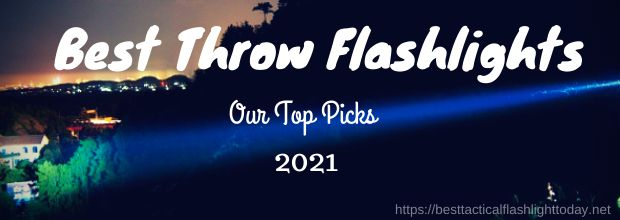 best throw flashlights 2021