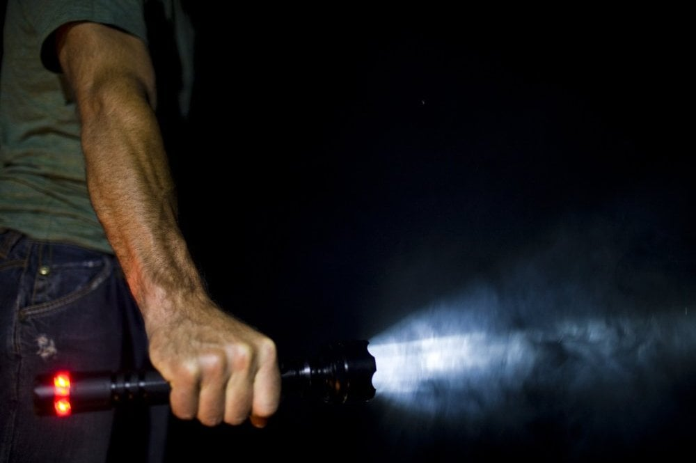How To Use A Tactical Flashlight For Self Defense Feel