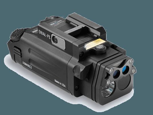 Steiner eOptics DBAL-PL Dual Beam Aiming Laser Pistol Light