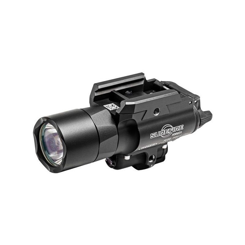 surefire x400 laser light combo weapon light