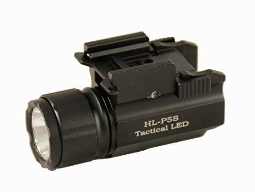best pistol light - p5s