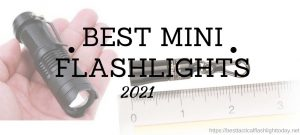 best mini flashlights 2021