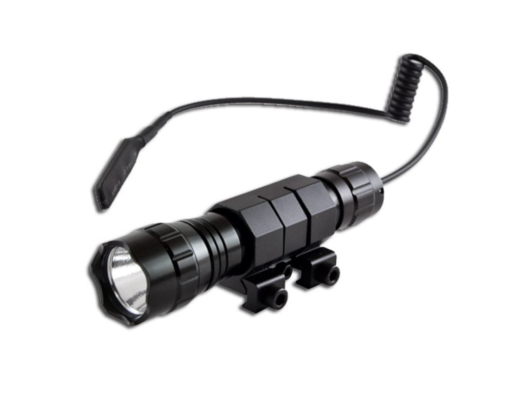 Orion H40-W weapon light