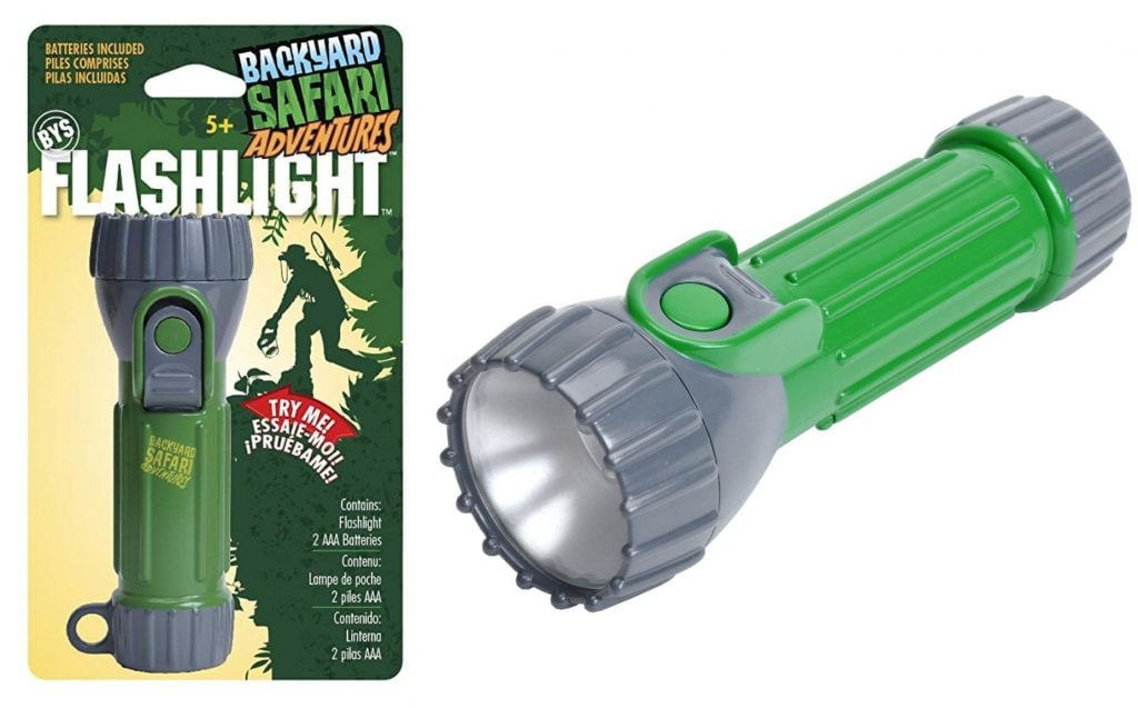 best outdoor flashlight for kids