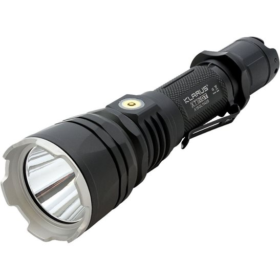 klarus xt12gt throw flashlight
